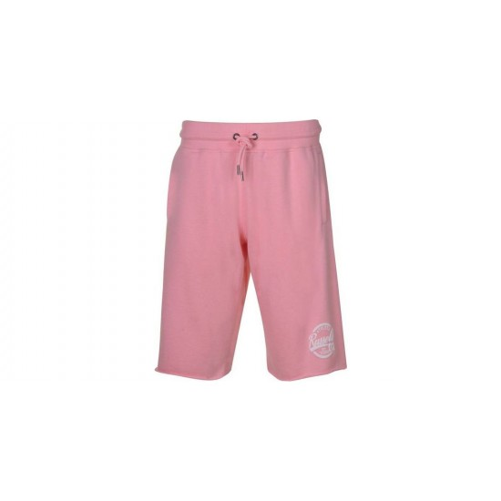 RUSSELL ATHLETIC MEN'S SHORTS A0-059-1-651 ROSE