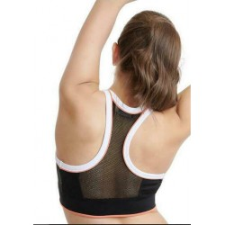 BodyTalk PerfectBalance Sports Bra 1211-904024 BLACK
