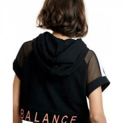 BODYTALK Γυναικεία cropped μπλούζα 1211-904020 BLACK