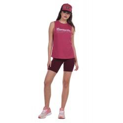 BODY ACTION WOMEN'S CYCLING SHORTS 031130 MAROON