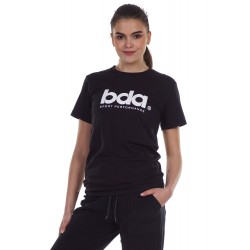 BODY ACTION WOMEN'S CLASSIC SHORT SLEEVE TEE 051130 BLACK