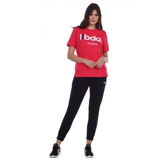 BODY ACTION WOMEN'S SPORTSTYLE SWEATPANTS 021138 BLACK