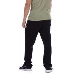 BODY ACTION MEN'S CLASSIC SWEATPANTS 023136 BLACK