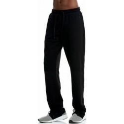 Body Talk ανδρικό παντελόνι φόρμας 1212-951200 Black